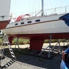 zeilboot type knikspant 30 voet merk stapper