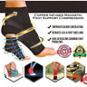 Copper Plantar Fasciitis Compression Socks Heel Foot Arch Pain Relief Support OB