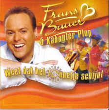Frans Bauer&Kabouter Plop-Weet Dat Het Zonnetje Schijnt cd single