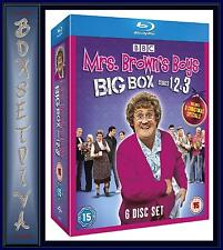 MRS BROWNS BOYS BIG BOX - SERIES 1 2 & 3 PLUS XMAS  **BRAND NEW BLU-RAY   **