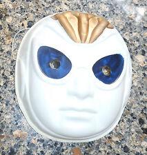 Vintage  SPACE ALIEN Japanese Anime Child Size  Halloween Mask