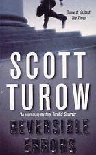 Reversible Errors by Scott Turow (Paperback, 2003)