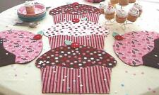 Cupcake Party applique quilt pattern by Susie C. Shore Designs