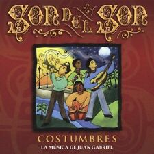 NEW - Costumbres: Musica De Juan Gabriel by Son Del Son