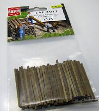 Busch 1129  Bausatz:  Bauholz   HO