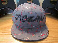 Punisher Jigsaw New Era Hat Marvel Comics 5950 Size 7 1/2