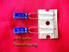 25 pc   -   10uf  16v   electrolytic capacitors