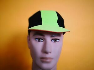GIRO COTTON Bike Cap Cycling Hat multicolor one size Italy made rare