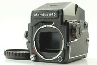 [Exc+5] Mamiya M645 1000S AE Prism Finder Film Camera Body From Japan #1016