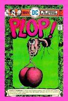 PLOP! #17 1975 DC THE MAGAZINE OF WEIRD HUMOR  BASIL WOLVERTON UNDERGROUND COMIC