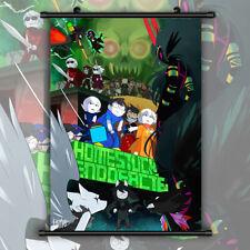 Homestuck HD Print Anime Wall Poster Scroll Room Decor
