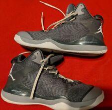 5794ca553d58 Nike Air Jordan Basketball Size 8 Flight Plate Grey New