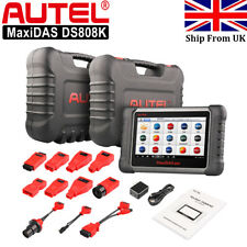 Autel MaxiDAS DS808K OBD2 Diagnostic Tool Car Code Reader Scanner Full Set DS808