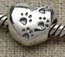 S925 STERLING SILVER MY SWEET PET CHARM BEAD