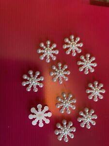 Christmas Snowflakes  Winter Children Autumn Card Crafts