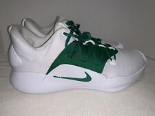 Nike Hyperdunk X Low TB 2018 Basketball Shoes White/Green AT3867-104 Size 13.5