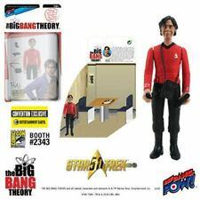 The Big Bang Theory Raj Tos Ee Exclusivo Star Trek Figura de Acción Bif (KB20)