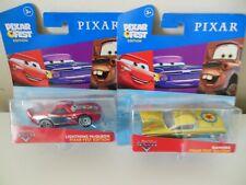 2 Pixar Fest Edition Cars Lightning McQueen & Ramone
