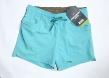 REI girl's 10-12 teal glaze Mountainmaker athletic shorts