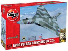AIRFIX A50097 AVRO VULCAN B Mk2 XH558 Ensemble Cadeau Aircraft Kit 1/72 Scale-T48 post