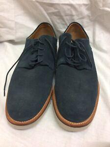 Clarks Size 9 Blue Suede Shoes