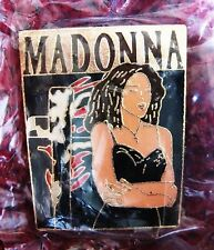 SEALED Madonna RECALLED Like A Prayer BURNING CROSS Boy Toy Pin Pepsi 1989 Promo