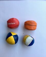 Bean Bag Balls 4 Pack