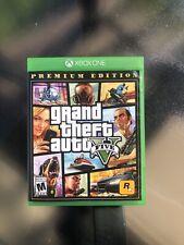 Xbox One Grand Theft Auto V Premium Edition