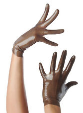 Platex Latex Rubber Bondage Gloves NEW RRP £70
