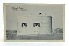 Shoal Tower Kingston Ontario Canada Lithograph Unposted Post Card I819