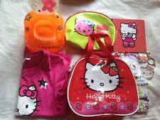 Hello Kitty Bundle Accessories Pouch Bag Top Photo Album Phone Case Holder