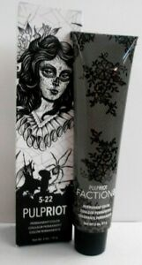 PULP RIOT FACTION 8 Professional Permanent Hair Color (Level 7 & Up) ~ 2 fl oz!!