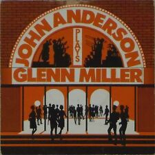 "JOHN ANDERSON 'PLAYS GLEN MILLER' UK PICTURE SLEEVE 7"" SINGLE"