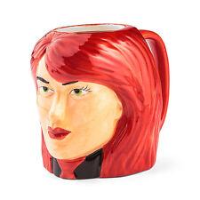 Marvel Comics Black Widow Moulded Mug