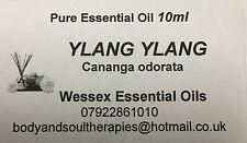 ylang ylang Essential oil 10ml Bottle