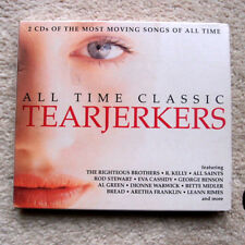 TearJerkers - All Time Classics (2 CDs of 'the most moving songs of all time')
