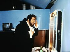 "Luciano Pavarotti in ""Bal Masque"" in the Opera Bastille - Original 35mm Slide"
