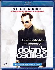 Blu-ray **DOLAN'S CADILLAC** con Stephen King con Christian Slater nuovo 2010