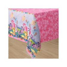 MY LITTLE PONY TABLECOVER PLASTIC BIRTHDAY PARTY SUPPLIES TABLE CLOTH TABLEWARE