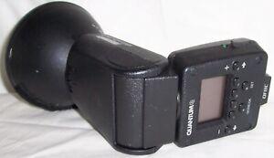 Quantum QF8C Qflash BASIC TRIO FLASH Canon 1D 6D 7D 1Ds 5D 70D 80D 90D 77D **EX*