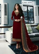 Indian Bollywood New Party  Bridal Salwar Kameez Stylish Suit Dress Ethnic Gown