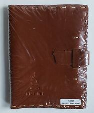 New Sealed 4Runner Toyota Keep It Wild Brown Leather Journal