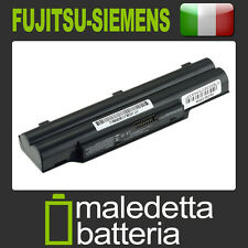 Batteria 10.8-11.1V 5200mAh per fujitsu-siemens LifeBook A530