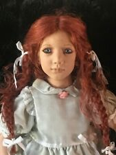 """Marlie 1996 by Annette Himstedt 23.5"""" Mint Doll Rare - Signed by Annette"""