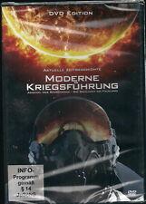 MODERNE KRIEGSFÜHRUNG DVD EDITION NEU OVP IN FOLIE