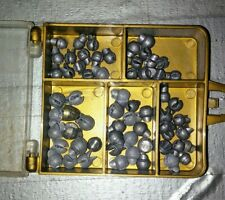 62 Unbranded Fishing Sinkers