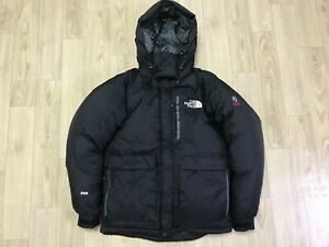 THE NORTH FACE SUMMIT SERIES HIMALAYAN 900 FILL GOOSE DOWN PARKA BLACK S puffer