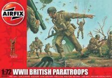 Airfix SECONDE GUERRE MONDIALE Britannique Parachutistes 2e Guerre Mondiale