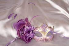 Daniela Gold - Feminine Feathered Masks