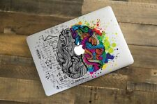 Stickers skin pour MacBook Pro Air - Brain - Fabriqué en France
